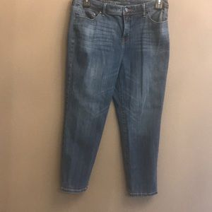 Chico's Crop Jeans